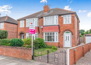 Thumbnail 3 bedroom semi-detached house for sale in Oakhill Road, Wheatley Hills, Doncaster