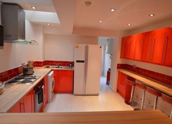 Thumbnail 7 bed terraced house to rent in Tiverton Road, Selly Oak, Birmingham, West Midlands.