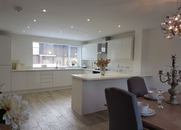 Thumbnail 4 bed detached house for sale in The Langthorpe, The Crossways, Holmer, Hereford, Herefordshire