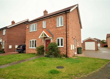 Thumbnail 4 bed property for sale in Chester Grange, Glebe Road, Scartho, Grimsby
