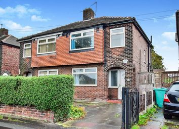 Thumbnail 3 bed semi-detached house to rent in Hart Road, Fallowfield, Manchester