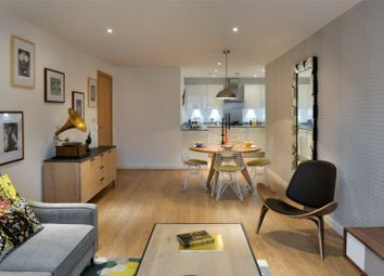 Thumbnail 2 bed flat for sale in 132 Green Lanes, London