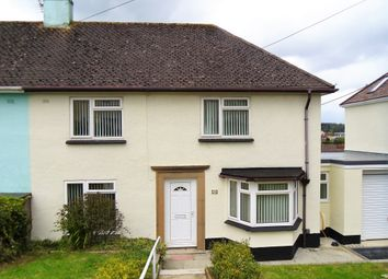 Thumbnail 3 bed end terrace house for sale in Foxhill, Axminster, Devon