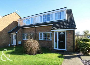 Thumbnail 3 bed end terrace house for sale in Perry Green, Woodhall, Farm