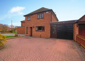 Thumbnail 3 bed detached house for sale in Loxley Avenue, Solihull, West Midlands