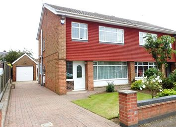 Thumbnail 3 bed semi-detached house to rent in Shakespeare Avenue, Scunthorpe
