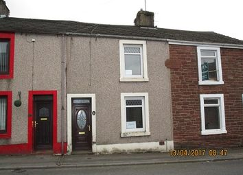 Thumbnail 2 bed terraced house to rent in Trumpet Terrace, Cleator, Cumbria