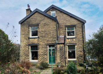 Thumbnail 3 bed end terrace house for sale in Far Bank, Honley, Holmfirth