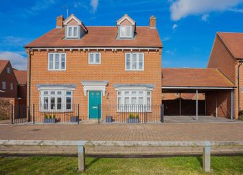 Thumbnail 5 bedroom detached house for sale in Charles Pym Road, Aylesbury