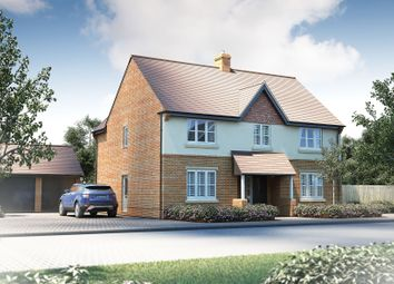 "Thumbnail 5 bed detached house for sale in ""The Bolberry"" at Furlongs, Drayton, Abingdon"