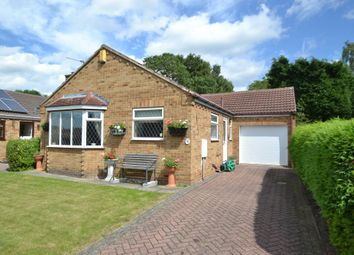 Thumbnail 2 bed detached bungalow for sale in Ings Walk, South Kirkby, Pontefract