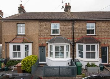 Thumbnail 2 bed terraced house for sale in Oatlands Road, Burgh Heath, Tadworth