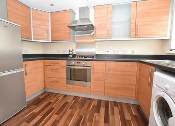 Thumbnail 2 bedroom flat to rent in Reedmace Walk, Newcastle, Staffordshire