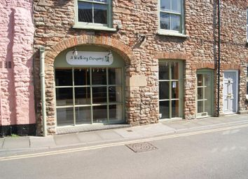 Thumbnail Retail premises to let in 1 Queen Street, Wells
