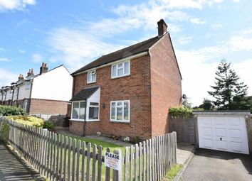 Thumbnail 3 bed detached house for sale in North Beeches Road, Crowborough