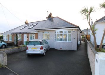 Thumbnail 2 bed bungalow for sale in Glenholt Road, Plymouth