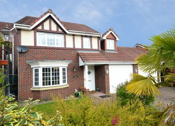 Thumbnail 4 bedroom detached house for sale in Sapphire Drive, Milton, Stoke-On-Trent