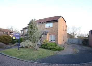 Thumbnail 2 bedroom end terrace house for sale in Gooch Close, Twyford, Reading