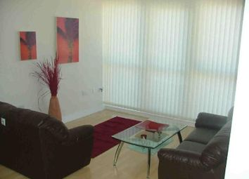 Thumbnail 2 bed flat to rent in The Quartz, Hall Street, Birmingham