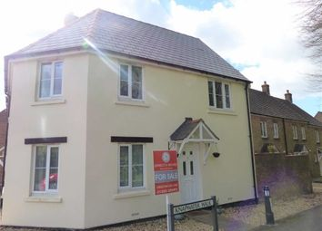 Thumbnail 3 bed terraced house for sale in Knapwater Walk, Dorchester, Dorset