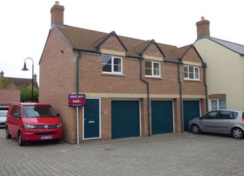 Thumbnail 2 bed semi-detached house to rent in Brentfore Street, Swindon