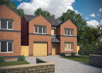 Thumbnail 5 bed detached house for sale in Plot Two, Gillots Hollow, Middleton Road