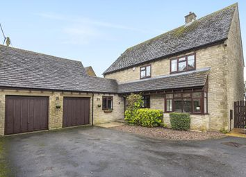Thumbnail 4 bed detached house for sale in Leafield, Oxfordshire