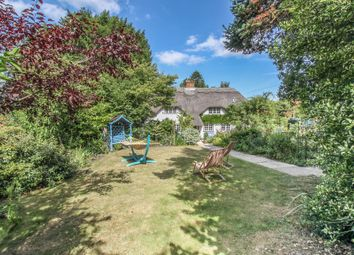 Thumbnail Cottage for sale in Upper Clatford, Andover, Hampshire