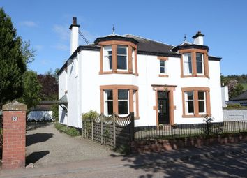 Thumbnail 4 bed flat for sale in Station Road, Biggar