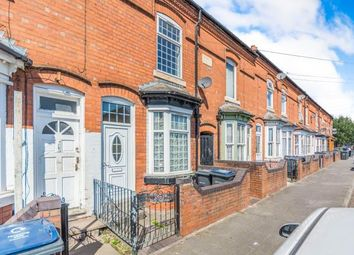 Thumbnail 3 bedroom terraced house for sale in Mountford Street, Sparkhill, Birmingham, West Midlands