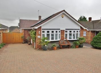 Thumbnail 3 bed detached bungalow for sale in Dormy Close, Sarisbury Green, Southampton