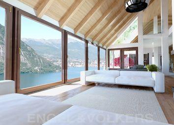 Thumbnail 7 bed villa for sale in Campione D'italia, Lago di Lugano, Ita, Como, Lombardy, Italy