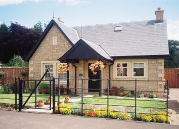 Thumbnail 2 bedroom bungalow for sale in South Gate Lodge, 1 Cospatrick Court, Coldstream