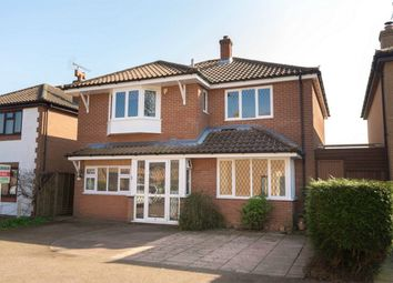 Thumbnail 4 bed detached house for sale in Chequers Close, Briston, Melton Constable