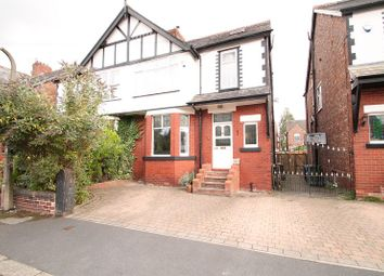 Thumbnail 5 bed semi-detached house for sale in Abbotsford Grove, Timperley, Altrincham