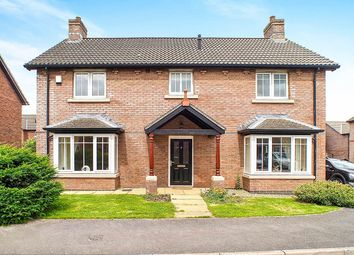 Thumbnail 4 bed detached house to rent in Grange View, Wigton