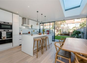 Thumbnail 3 bed terraced house to rent in Leigh Gardens, London