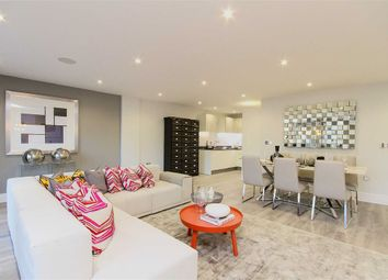 Thumbnail 3 bed flat for sale in Monck's Row, West Hill Road, London