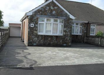 Thumbnail 3 bed semi-detached bungalow for sale in Peashill Close, Sileby, Loughborough