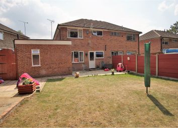 Thumbnail 4 bed semi-detached house for sale in Cobdown Close, Aylesford