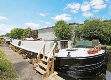 Thumbnail 2 bedroom houseboat for sale in Packet Boat Marina, Packet Boat Lane, Uxbridge