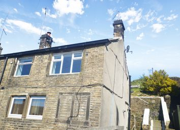 Thumbnail 1 bed flat to rent in Cinderhills Road, Holmfirth, West Yorkshire