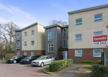 Thumbnail 2 bedroom flat for sale in Berwick Close, Southampton