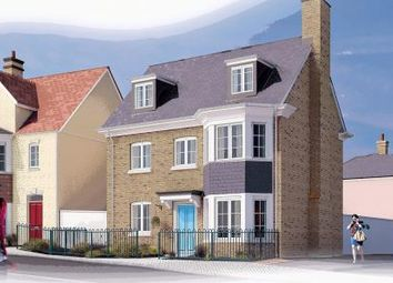 Thumbnail 4 bed detached house for sale in Nansledan, Quintrell Road, Newquay, Cornwall