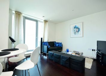 Thumbnail 1 bed flat to rent in Pan Peninsula, Canary Wharf