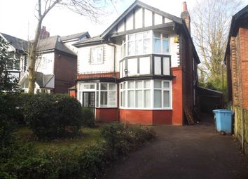 Thumbnail 4 bed detached house to rent in Park Lane, Salford