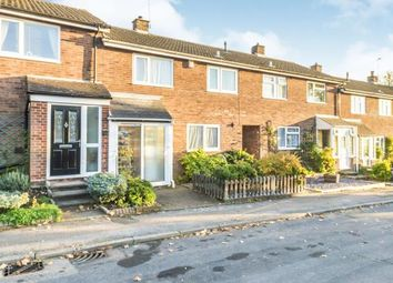 Thumbnail 3 bed terraced house for sale in Raleigh Crescent, Stevenage, Hertfordshire, England