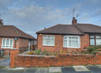 Thumbnail 2 bedroom semi-detached bungalow for sale in Rudchester Place, Fenham, Newcastle Upon Tyne