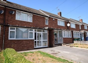 Thumbnail 2 bed terraced house to rent in Despard Road, Eastern Green, Coventry