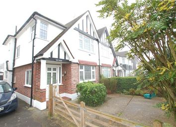 Thumbnail 3 bedroom semi-detached house for sale in Kinross Close, Kenton, Harrow, Middlesex